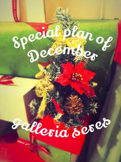 12月特別企画!